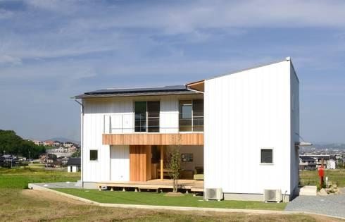 彦崎の家: ARTBOX建築工房一級建築士事務所が手掛けた家です。