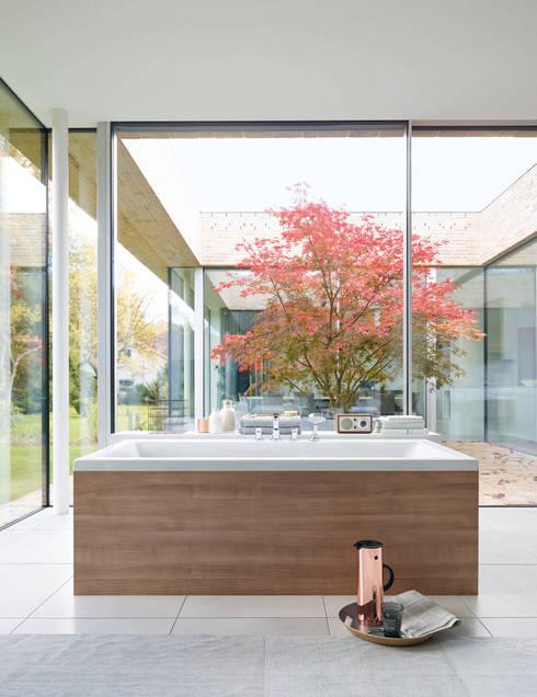 minimalistische Badezimmer von Duravit España