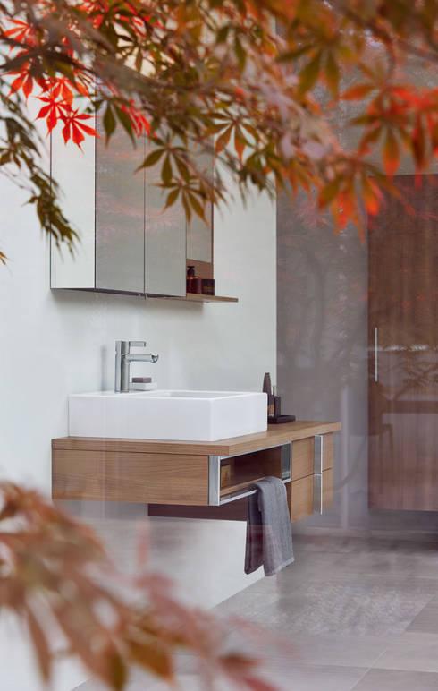 Tiempo de Otoño en el Baño: Baños de estilo  de Duravit España