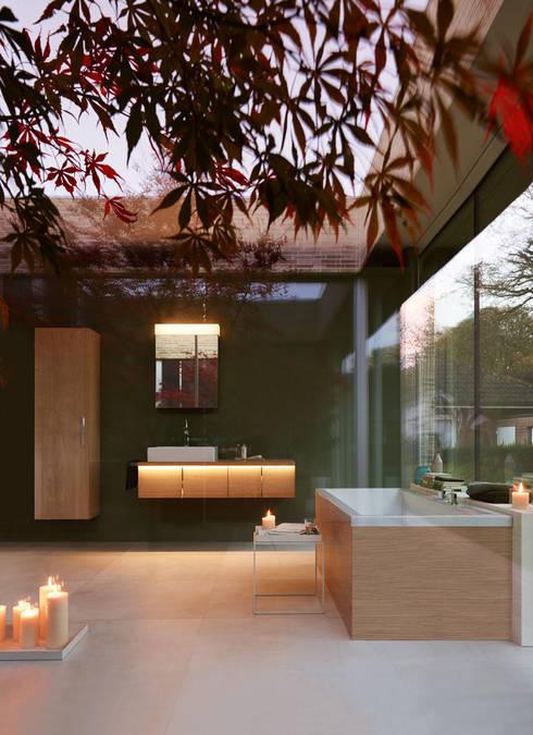 Tiempo de Otoño en el Baño: Baños de estilo minimalista de Duravit España