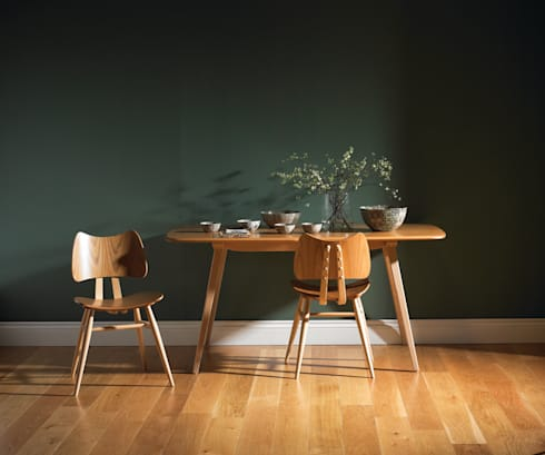 Samples: scandinavian Dining room by Ercol