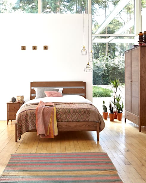 scandinavian Bedroom تنفيذ Ercol