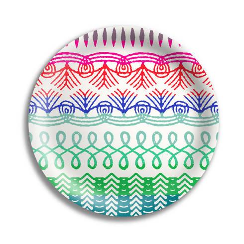 Folk Stripes:  Household by Skandihome