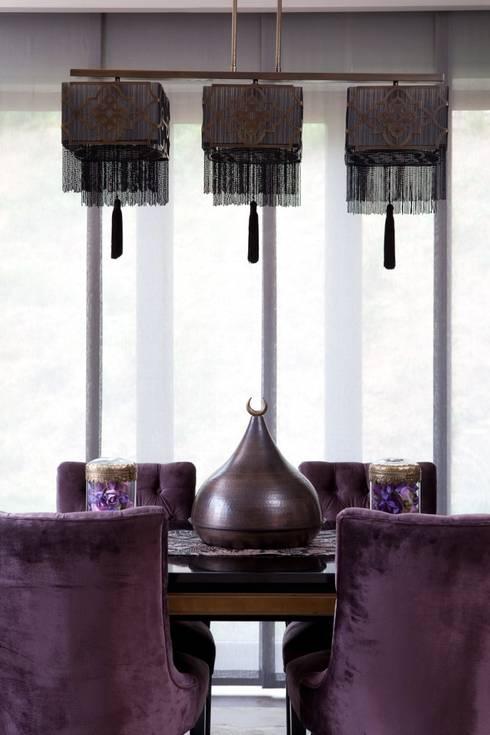 Aykuthall Architectural Interiors – MODERN OSMANLI:  tarz