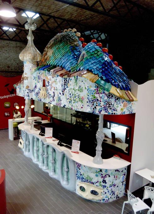 casa batllo: Arte de estilo  de Overstone