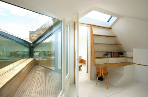 The Woven Nest:  Houses by Atmos Studio