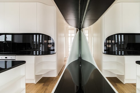 Wapping Wrap:  Houses by Atmos Studio