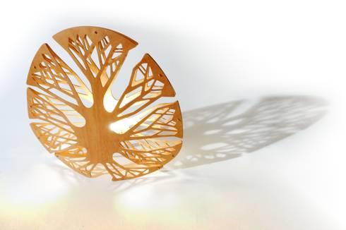 Anthurium lamp:  de estilo  de System Design Studio