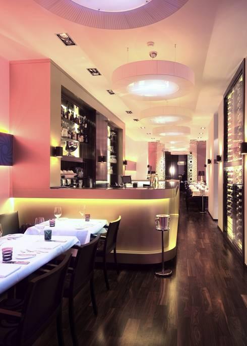 restaurant bond berlin von berlinrodeo interior concepts gmbh homify. Black Bedroom Furniture Sets. Home Design Ideas