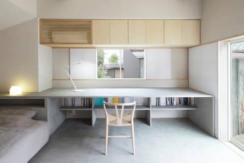 向日市の家: 一級建築士事務所 こよりが手掛けた家です。