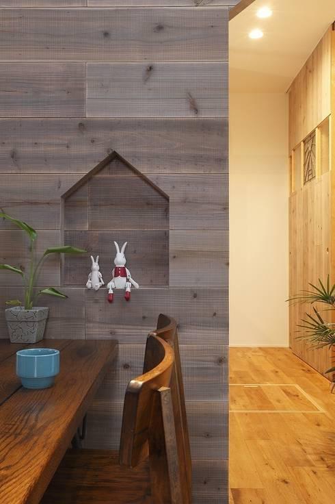 Salas de estilo  por ALTS DESIGN OFFICE