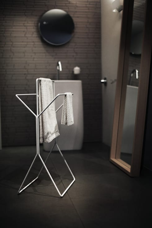 Bathroom by produkte + gestaltung