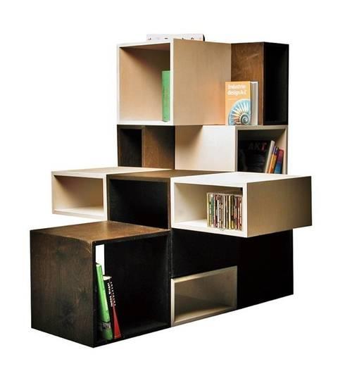 Squambo:  Wohnzimmer von nintek.design