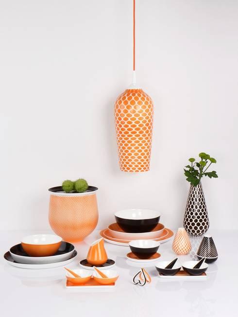 Sala de jantar  por mano design