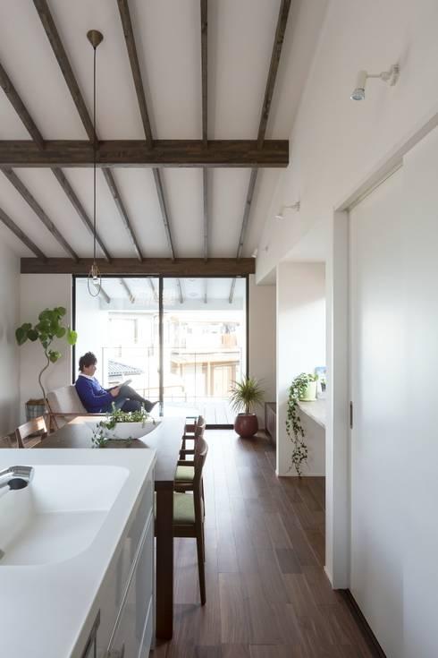 Matsuo House: ALTS DESIGN OFFICEが手掛けたです。