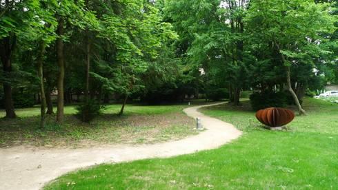 parc de la maison de la rencontre ecully 69 profesjonalista atelier du bocal paysagistes. Black Bedroom Furniture Sets. Home Design Ideas