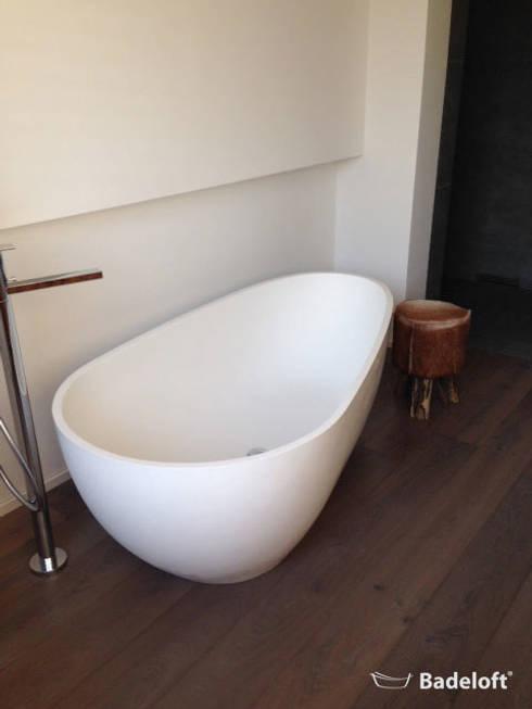 Freistehende Badewanne BW 01 L