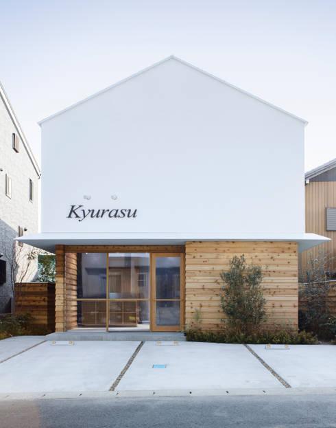 Rumah by アトリエ FUDO