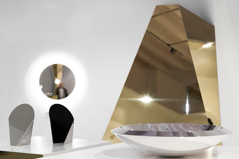 Reflections Milaan 2014:  Exhibitieruimten door VENLET INTERIOR ARCHITECTURE