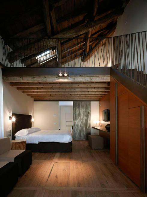 Hotels von Studio Tesei