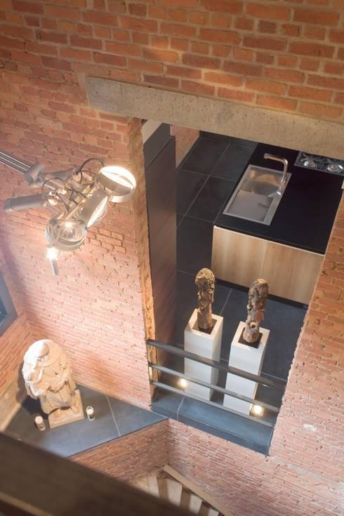 Renovatie Klooster Berchem Antwerpen:   door Bart van Wijk interieurarchitectuur