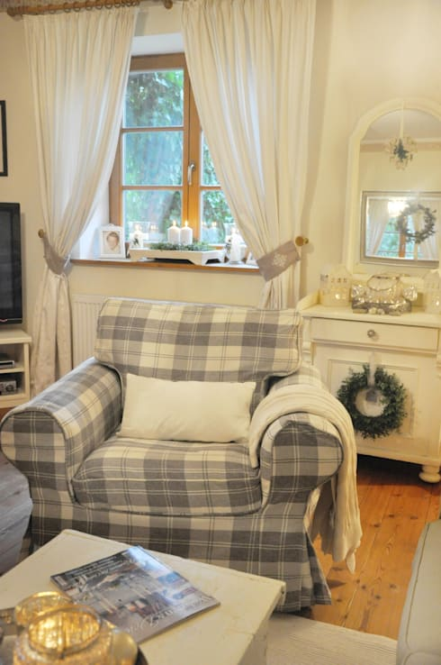 Dundee:  Wohnzimmer von saustark design