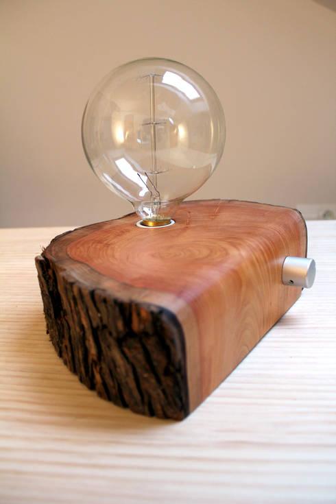 Hogar de estilo  por BRZ wood DESIGN