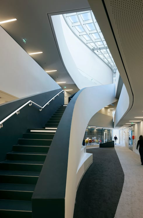 Vienna University of Economics and Business Plot 02: Atelier Hitoshi Abeが手掛けたです。