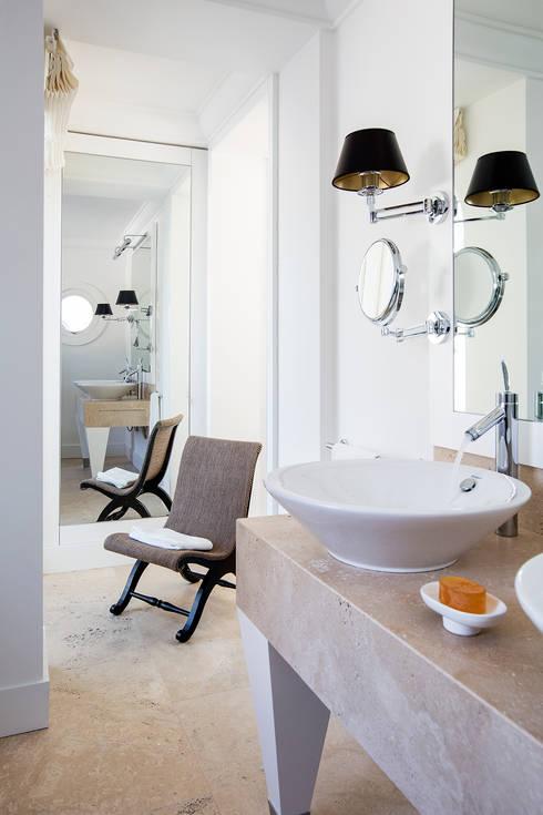 modern Bathroom by Stefano Dorata
