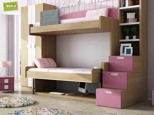 Literas abatibles autoportantes. muebles plegables para pladur de ...