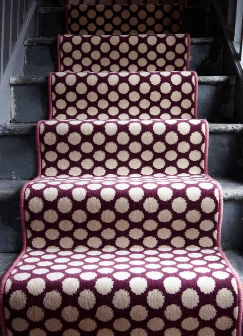 Flooring:  Walls & flooring by Mister Smith Interiors