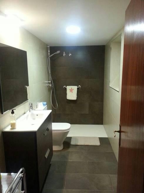 Baños de estilo  por Prodereco