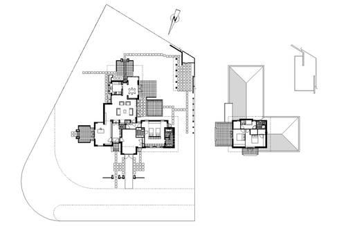 woonhuis in Achel [België]:   door PHOENIX, architectuur en stedebouw