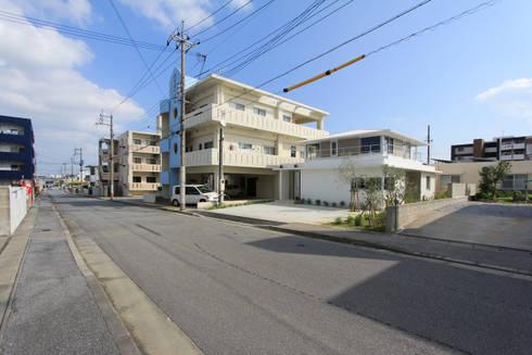 木の下のマテリアル: Kazuto Nishi Architectsが手掛けた家です。