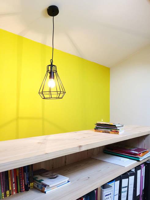 Quartos modernos por Johany Sapet Design