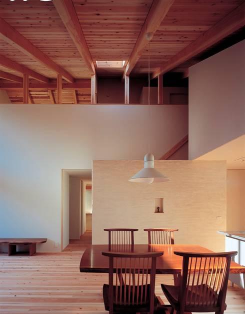 SATE -扠-: 作人 -Architecture Design Sakutto-が手掛けたダイニングです。