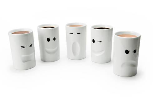 Tazas divertidas - Mood Mugs:  de estilo  de Givensa