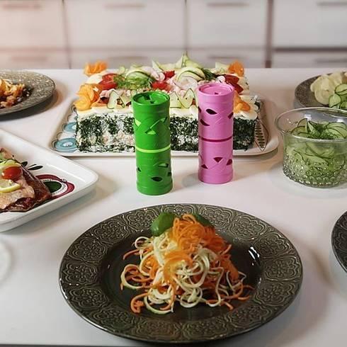 Complementos cocina por givensa homify for Complementos cocina