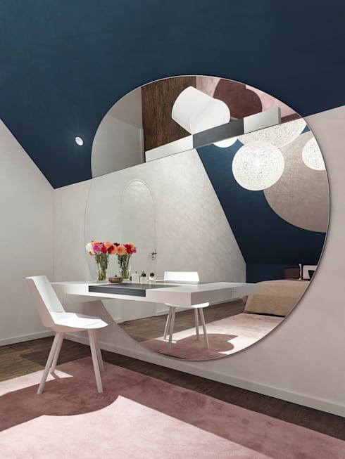 Гардеробные в . Автор – Ippolito Fleitz Group – Identity Architects