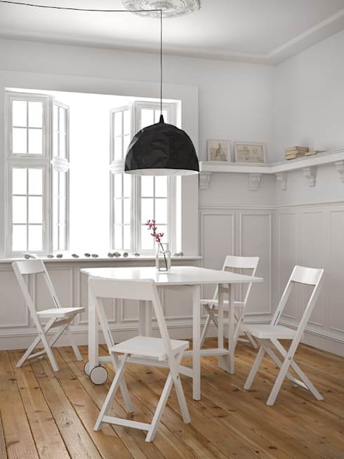 Dining room by Karl Malmvall Design