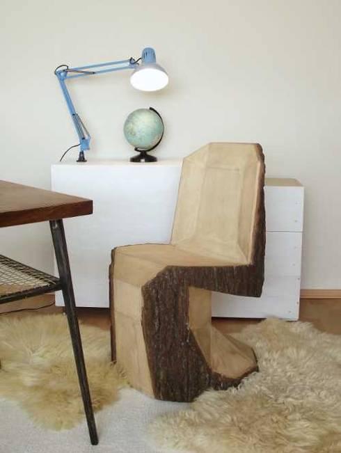 DIY Panton Chair. Garden By Peter Jakubik