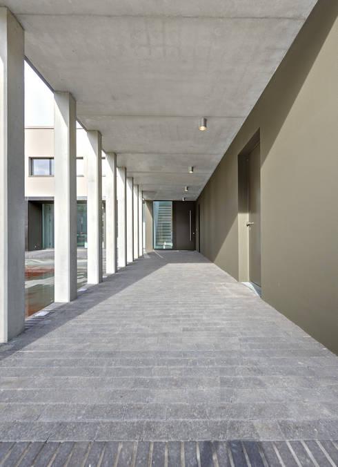 Projekty,  Domy zaprojektowane przez Möhring Architekten