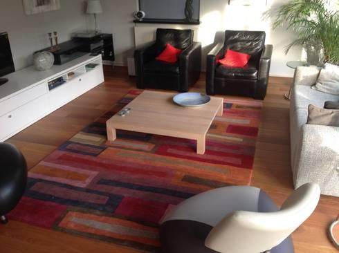 Karpet Brink en Campman Kodari Bricks 99700: moderne Woonkamer door Vloerkledenwinkel