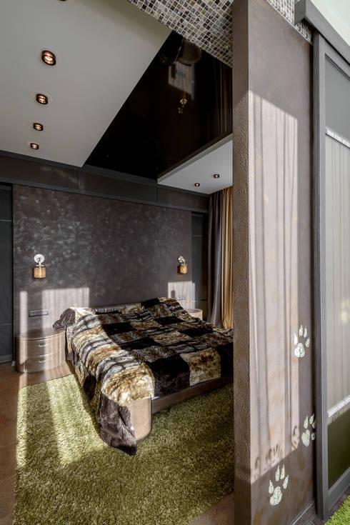 Квартира для молодой семьи с малышом :  в . Автор – Студия дизайна