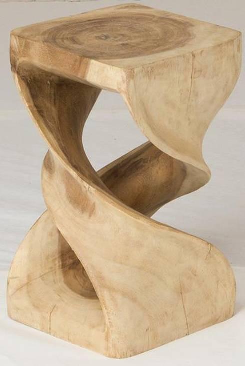 rustieke & brocante Woonkamer door Mango Crafts