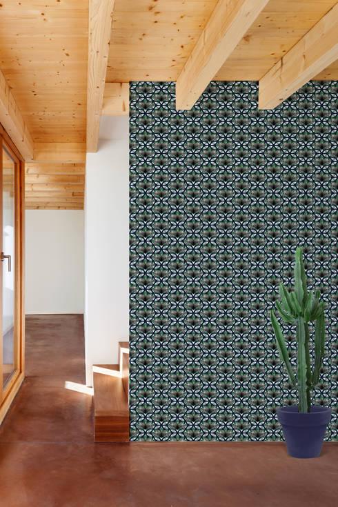 Parede e piso  por MUES design