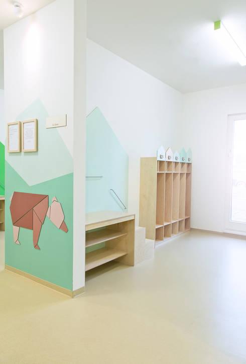 kita kristiansand von mjuka homify. Black Bedroom Furniture Sets. Home Design Ideas