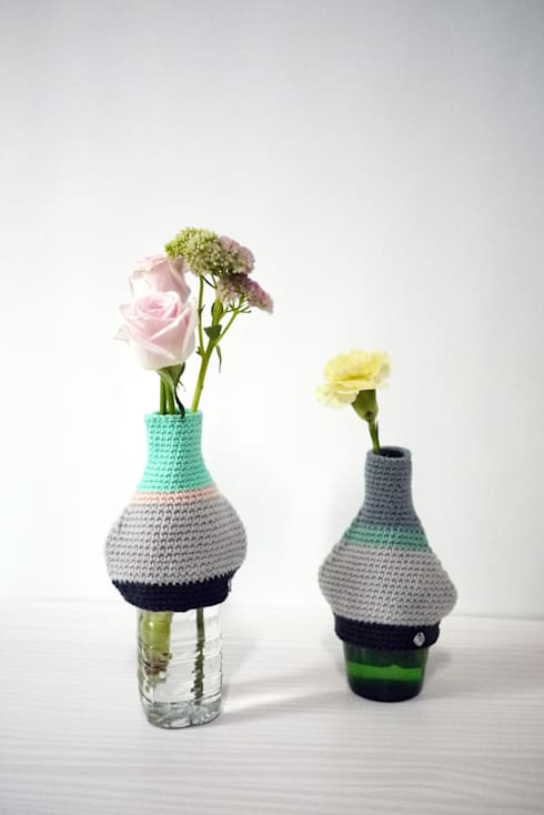 Knit China: ATELIER JUNNNE의  거실