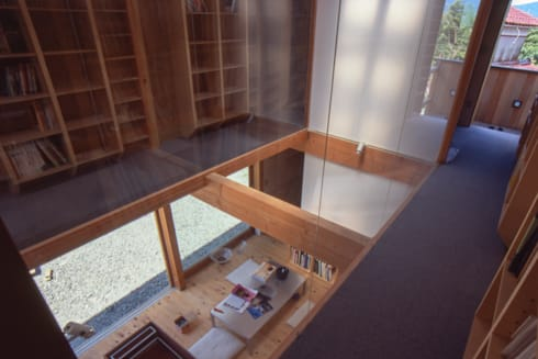 ガラス作家のアトリエ: 家山真建築研究室 Makoto Ieyama Architect Officeが手掛けた家です。