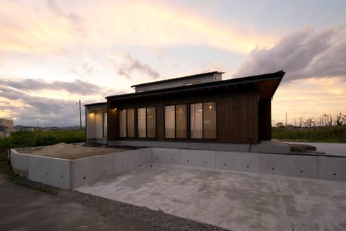 鳥の海の家: 藤田渉建築設計事務所が手掛けた家です。
